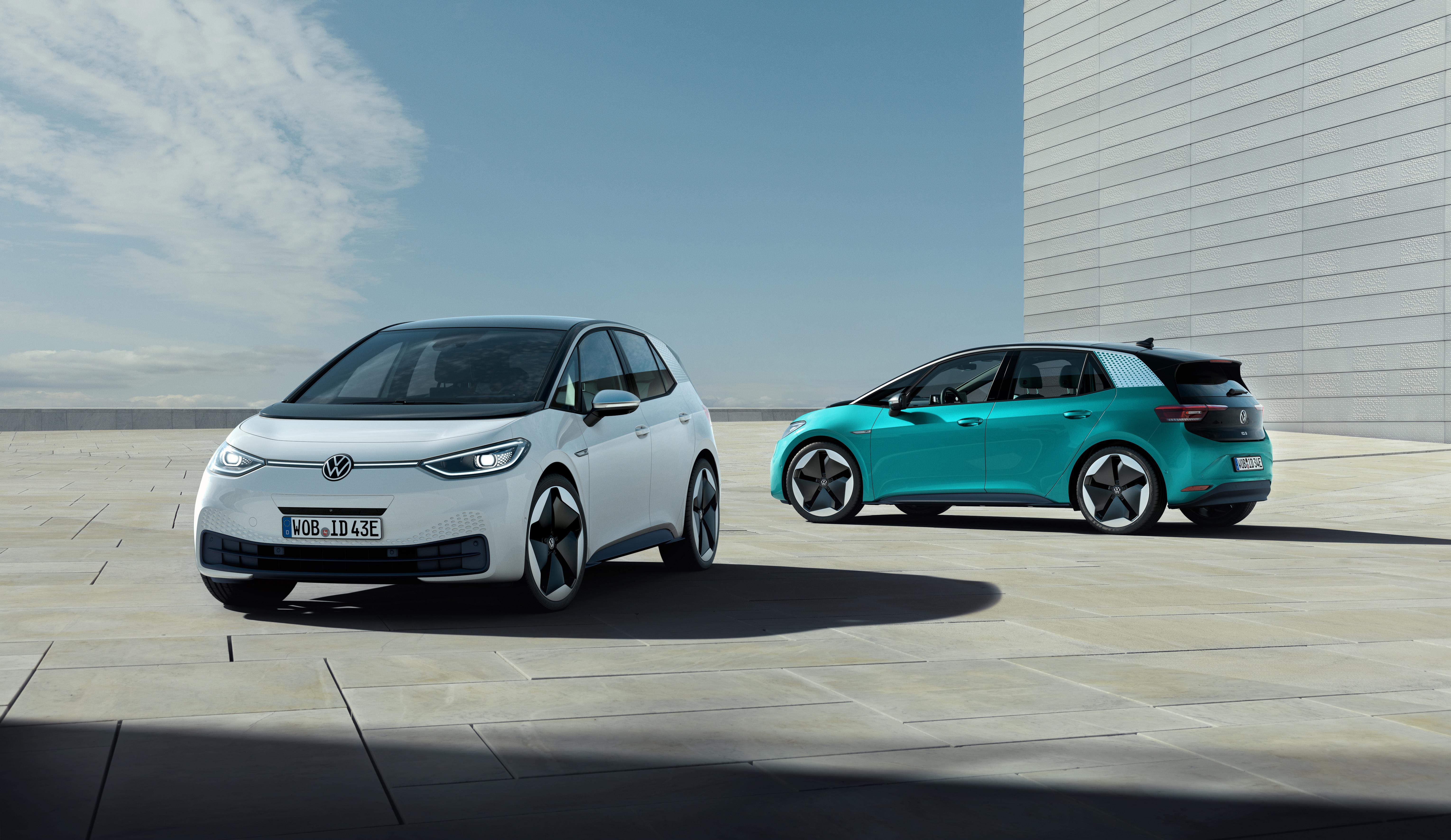 Volkswagen zwiększa prognozę produkcji aut elektrycznych