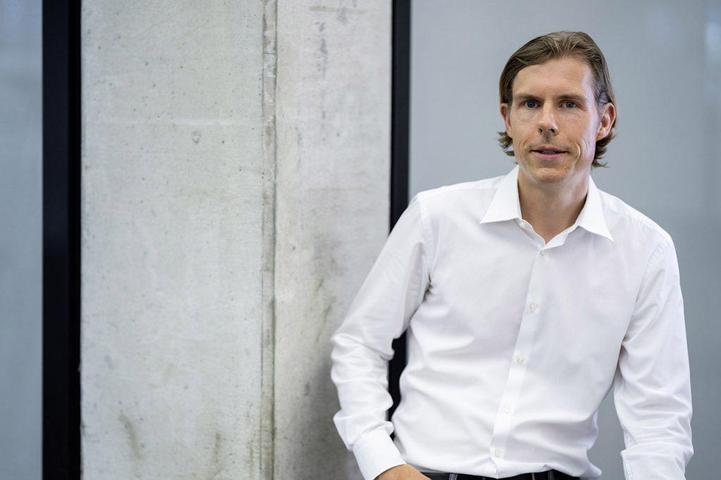Philipp Römers, Head of Design Exterior.