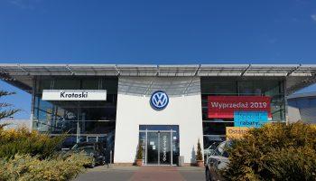 Volkswagen Łódź