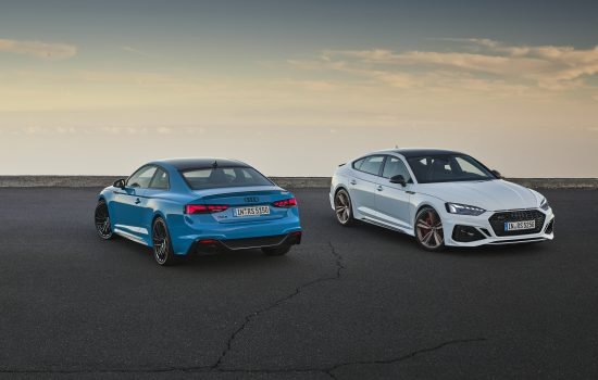 Audi RS 5 Coupé / Audi RS 5 Sportback
