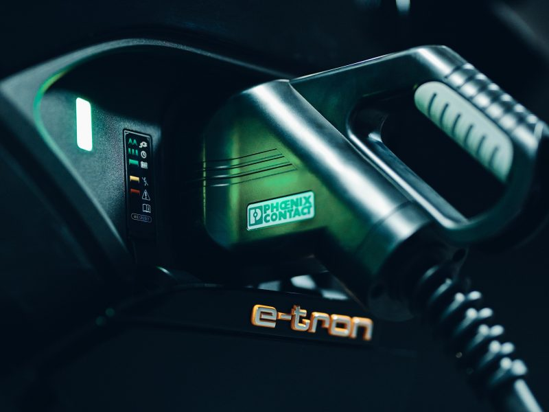 Audi is researching bidirectional charging technology