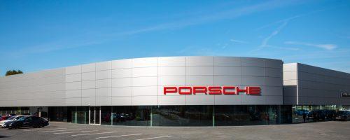 Porsche Centrum Łódź